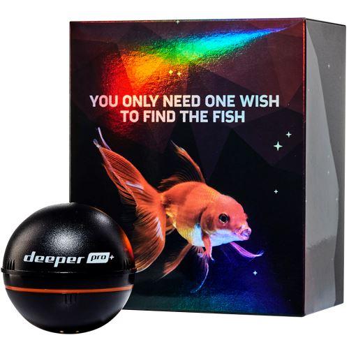 Deeper Pro + Fishfinder nahadzovací sonar WiFi s GPS Zimná edícia