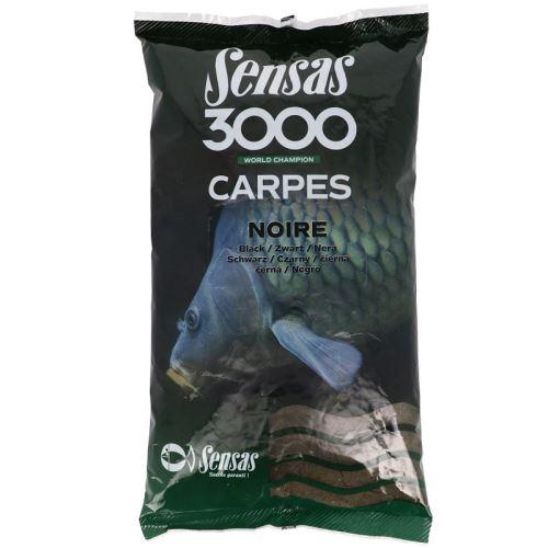 Sensas Kŕmenie Carpes 3000 1 kg