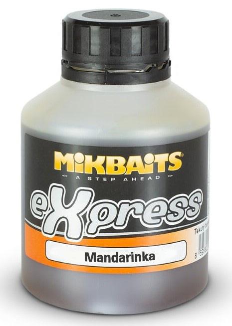 Mikbaits booster express mandarinka 250 ml