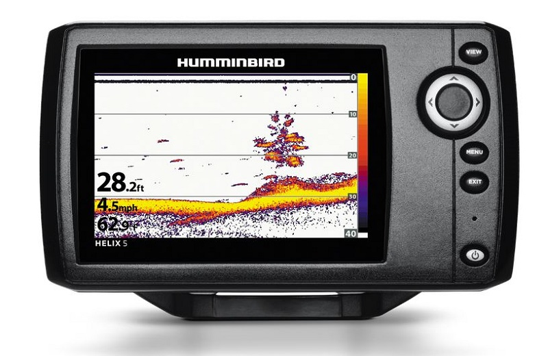 Humminbird sonar helix 5
