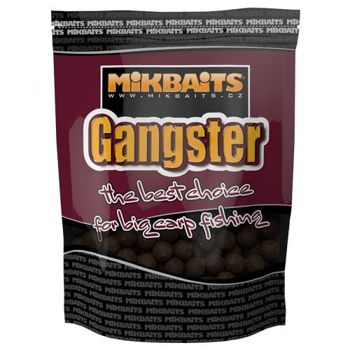 Mikbaits Boilie Gangster GSP Black Squid