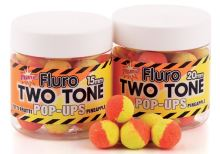 Dynamite Baits Pop-Ups - Fluoro Two Tone-15 mm