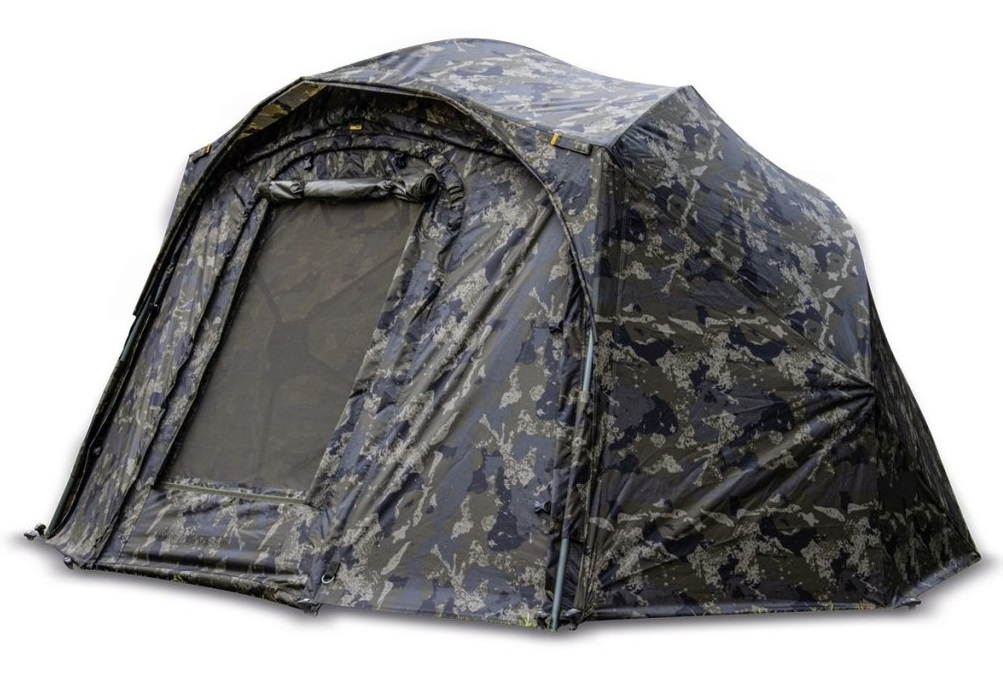 Solar brolly undercover camo brolly system