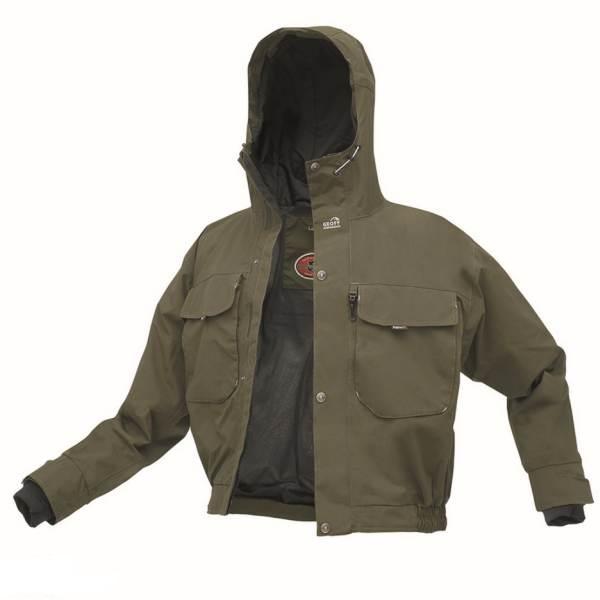 Geoff anderson bunda raptor 5 zelená - veľkosť xxl