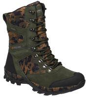 Prologic Topánky Bank Bound Trek Boot H Camo - Veľkosť 47/12