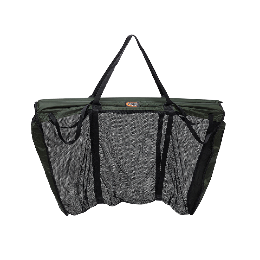 Prologic vážiacií sak c series retainer w sling large green black 90x55 cm