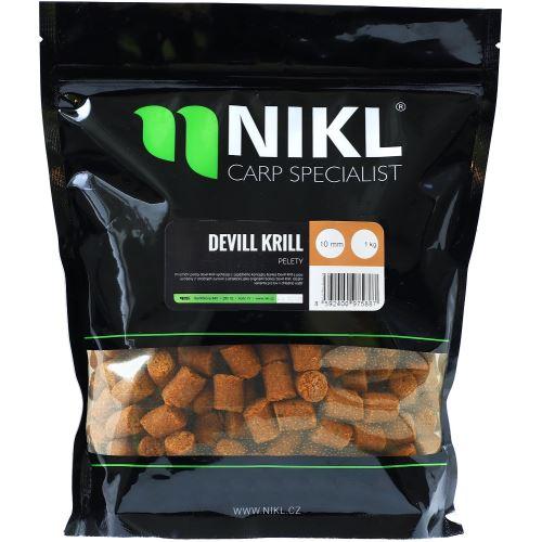 Nikl pelety Devill Krill