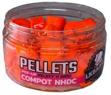 LK Baits Pop-Up Pelety V Dipe 12 mm 40 g - Compot NHDC
