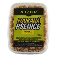 Jet Fish fúkaná pšenica 100 ml-Brusinka