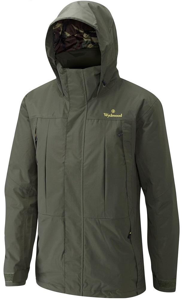 Wychwood bunda parka zelená-veľkosť xl