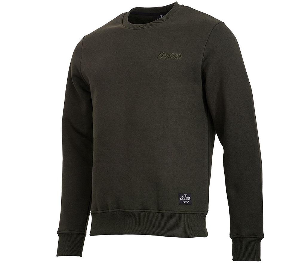 Carpstyle mikina bank sweatshirt-veľkosť xxxl