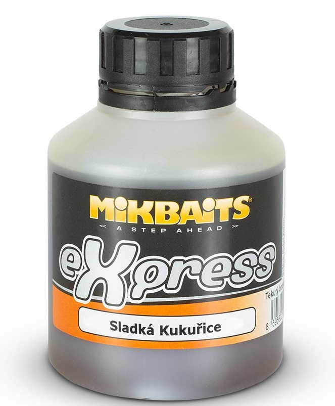 Mikbaits booster express sladká kukurica 250 ml