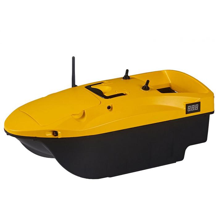 Devict zavážacia loďka tanker mono žltá