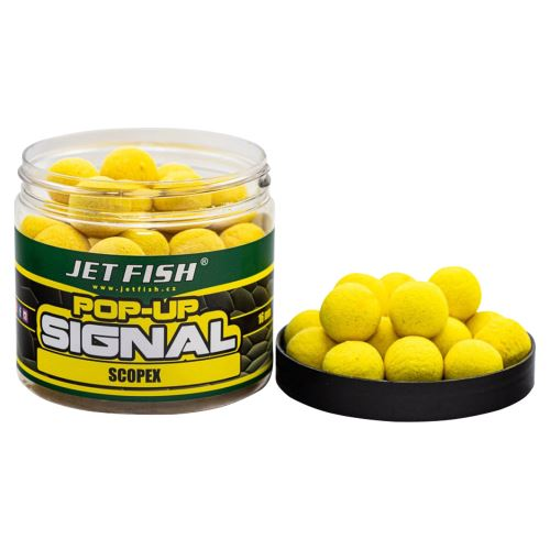 Jet Fish Signal Pop Up Scopex