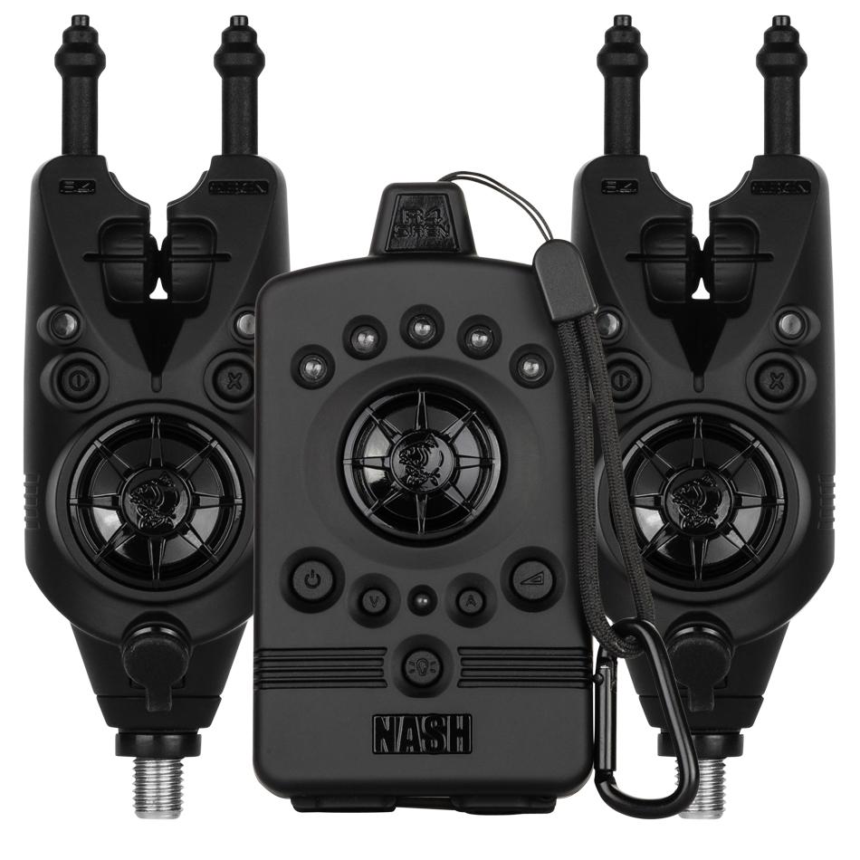 Nash sada signalizátorov záberu siren r4 alarm - 2+1