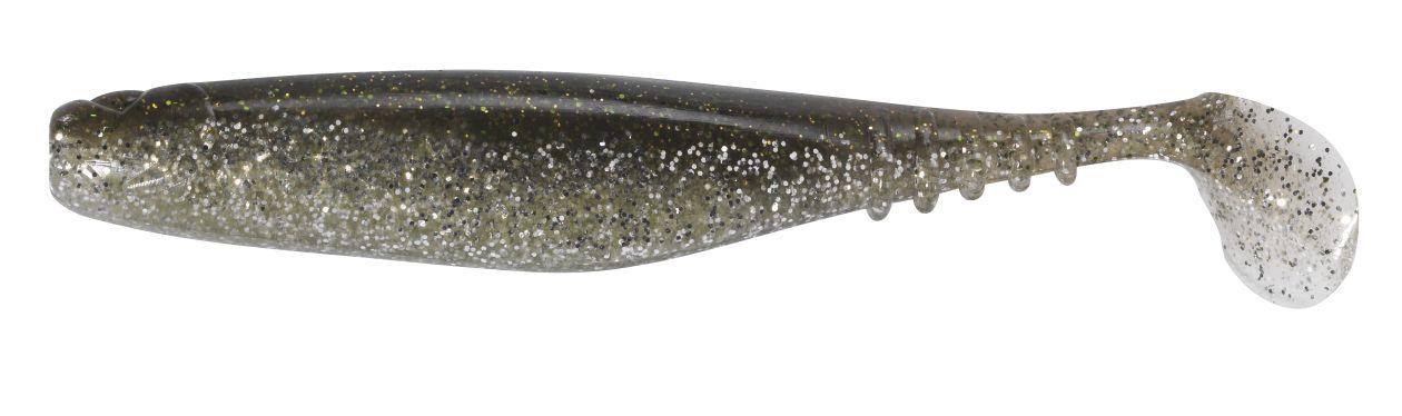 Berkley gumová nástraha flex stoop shad green back-7,5cm