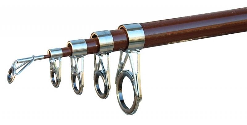 Sema prút basic tele 80 3,3 m 40-80 g