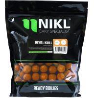 Nikl Boilies Devill Krill - 250 g 20 mm