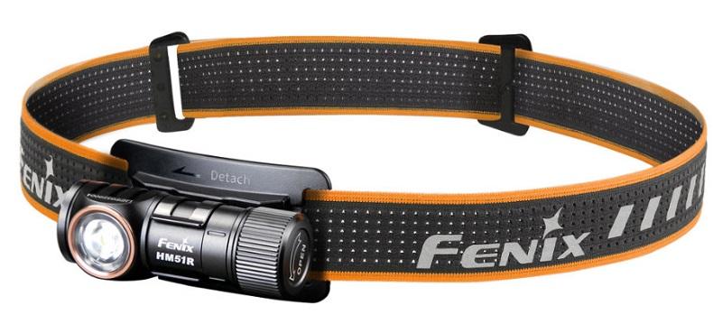 Fenix čelovka hm51r ruby v2.0