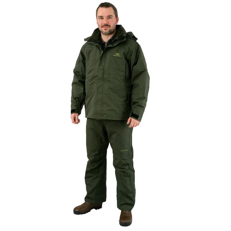 Giants fishing komplet exclusive suit 3 in 1-veľkosť xl