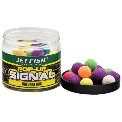 Jet Fish Pop Up Reflex Natural 16 mm 200 ml