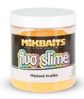 Mikbaits Obaľovací Dip Fluo Slime 100 g-Máslová Hruška