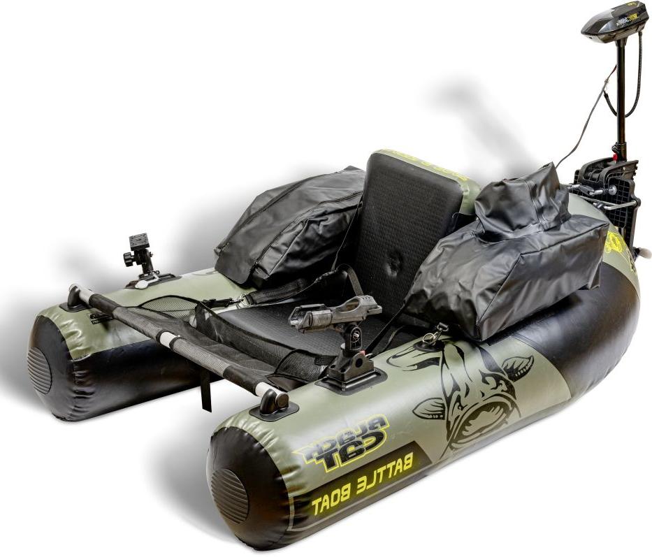 Black cat battle boat sada 170 cm 113 cm