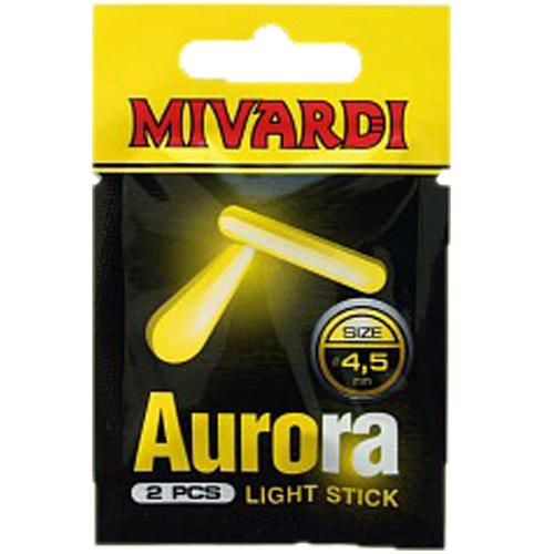 Mivardi chemické svetielka mivardi aurora - priemer 3 mm