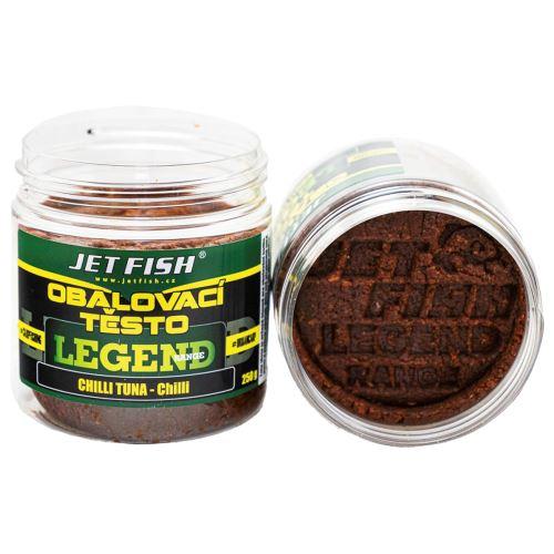 Jet Fish Obaľovacie Cesto Legend Range Chilli Tuna 250 g