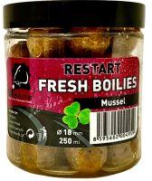 LK Baits Boilie Fresh Restart Mussel - 14 mm 150 ml