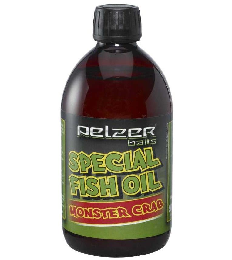 Pelzer special fish oil mussel squid 500 ml