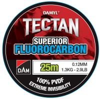 Dam Vlasec Damyl Tectan Superior Fluorocarbon 25 m - 0,12 mm 1,3 kg