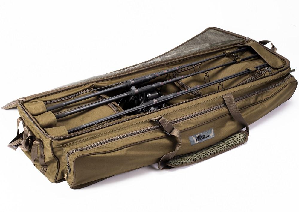 Nash púzdro na prúty dwarf 3 rod carry system-134 cm