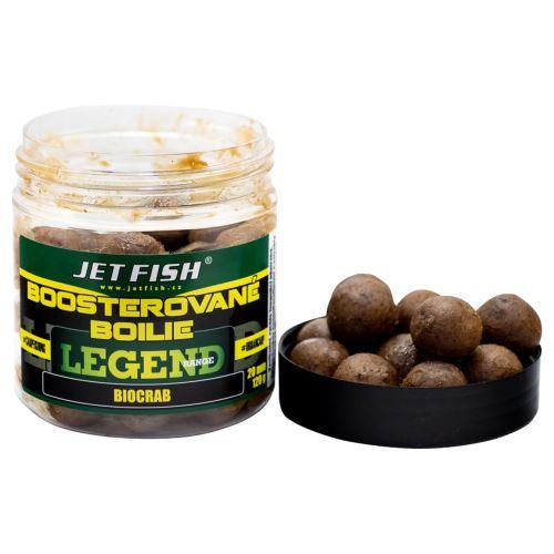 Jet Fish Boosterované Boilie Biocrab 250 ml
