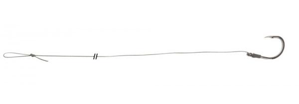 Uni cat nádväzec s hook rig 100 cm-veľkosť háčika 8/0 nosnosť 105 kg