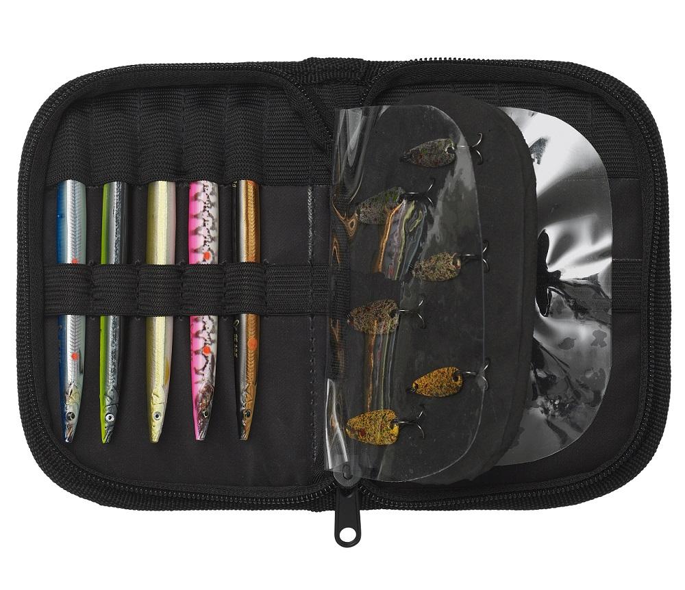Savage gear puzdro na nástrahy zipper wallet1