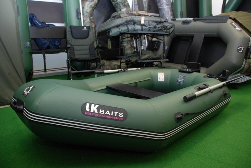 Lk baits čln top 220 khaki sonar