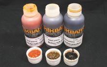 Mikbaits tekutá potrava Japonský Kôrovec-100 ml
