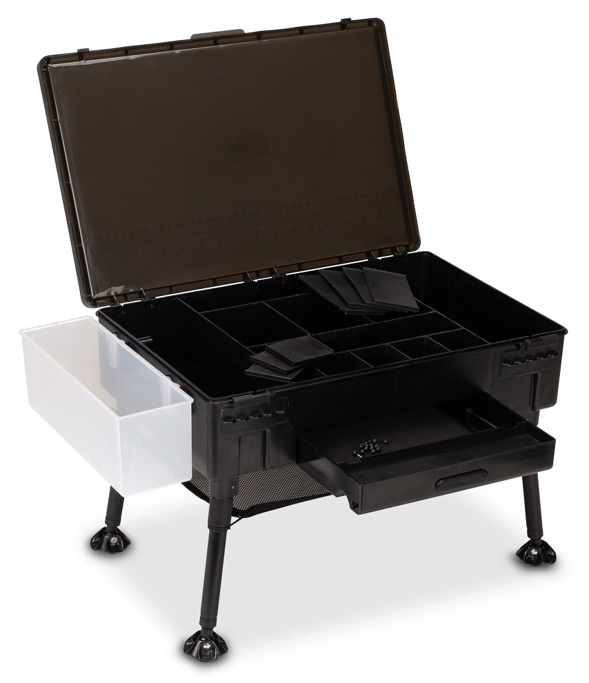 Nash box na nohách tt rig station and testing