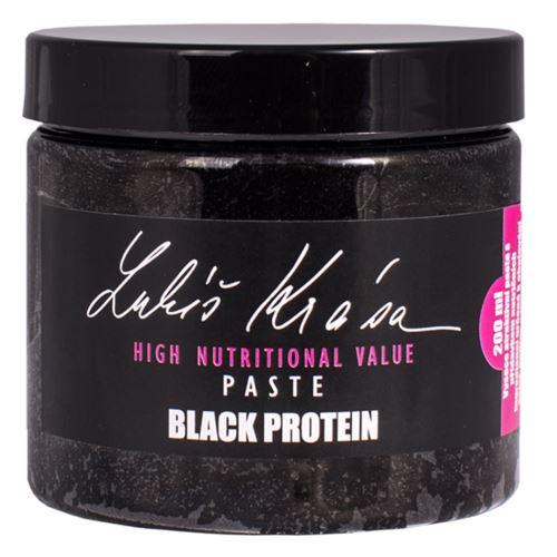 LK Baits Pasta Lukáš Krása Black Protein 200 ml