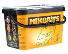 Mikbaits Boilies Express Original Monster Crab 20 mm - Hmotnosť 2,5 kg