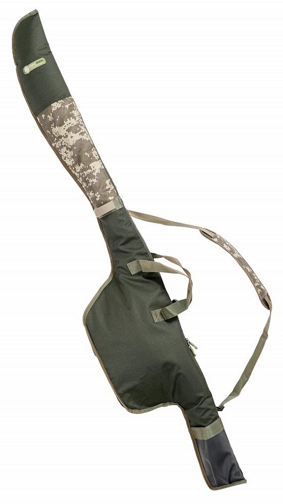 Mivardi puzdro na prúty camocode double - dĺžka 165 cm