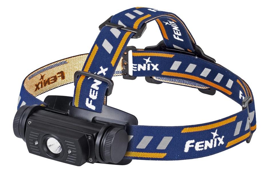 Fenix čelovka hl60r čierna