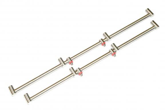 Taska nerez hrazdy pro edition na 4 prúty snag 2 ks 54-59 cm