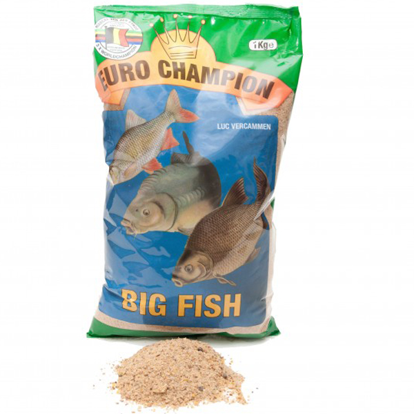 Mvde krmítková zmes big fish - 1 kg