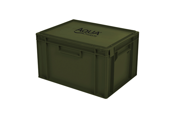 Agua staxx box uzatvárateľný stohovateľný box-veľkosť 30 l / 40x30x33 cm