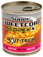 Bait-Tech kukurica super sweetcorn 300 g-Scopex