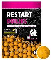 LK Baits Boilie ReStart ICE Vanille - 1 kg 14 mm