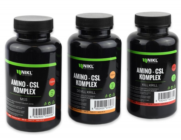 Nikl amino csl komplex 200 ml-3xl