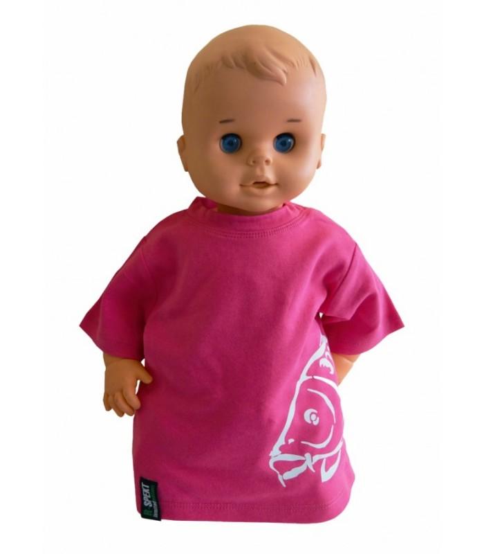 R-spekt baby triko pink - 12-18 mes